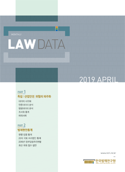 LAW DATA 2019 April